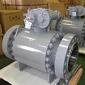 MSFO : Metal to Metal Floating ball valve